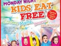 MONDAY NIGHT KIDS EAT FREE AT STAR BUFFET MAYFIELD