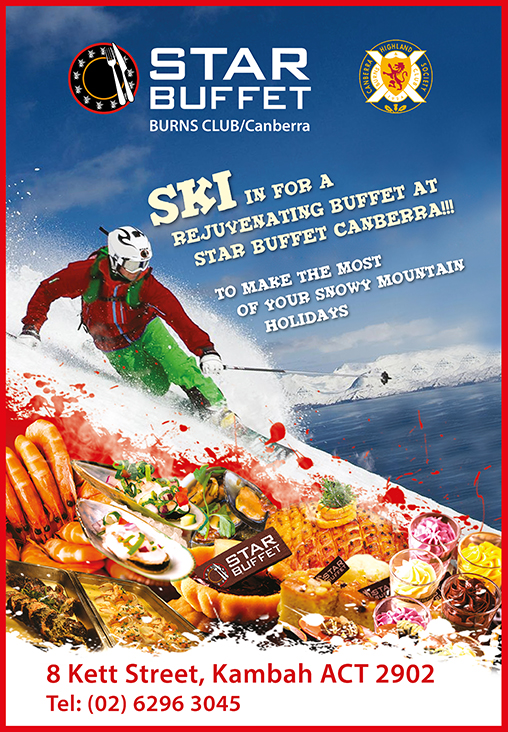 SKI IN FOR A REJUVENATING BUFFET AT STAR BUFFET CANBERRA!!!