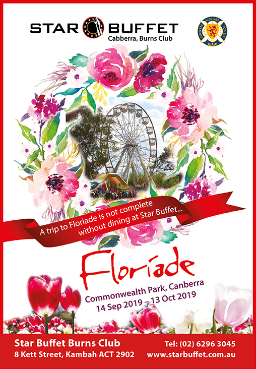 DOUBLE YOUR PLEASURE BY VISITING FLORIADE & STAR BUFFET